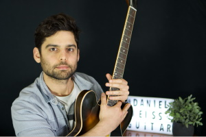 1on1 online with Daniel Weiss