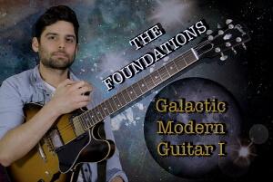 Galactic Modern Guitar