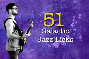 51 galactic Jazz Licks