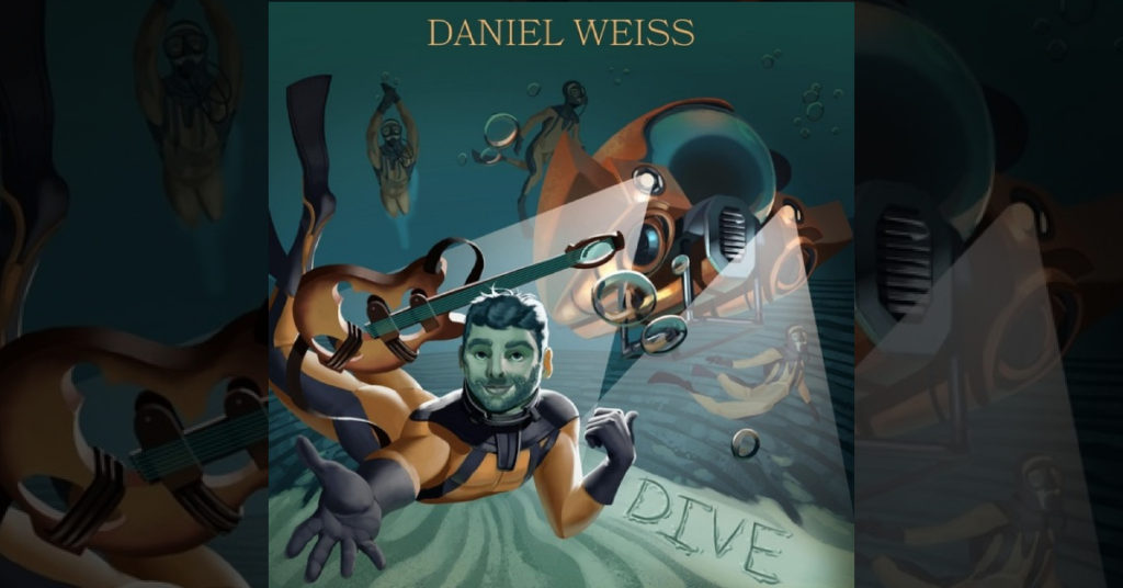 Daniel Weiss Album Cover Art