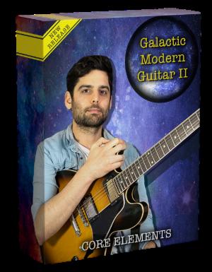 galactic modern guitar II